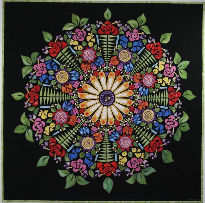 Mandala : mandala quilts - Adamdwight.com